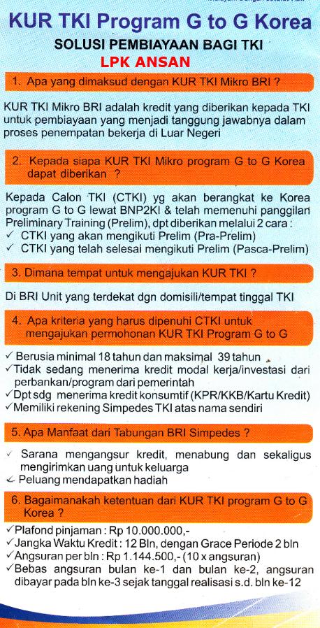 LPK ANSAN | WA 081298483482