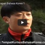 Latihan Percakapan Bahasa Korea