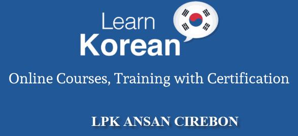 Belajar Bahasa Korea Online Eps Topik di Hongkong  WA | 081298483482
