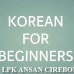 Kursus Bahasa Korea Online Eps Topik  di Uni Emirat Arab   WA | 081298483482