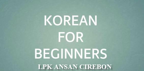 Kursus Bahasa Korea Online Eps Topik  di Uni Emirat Arab   WA   081298483482