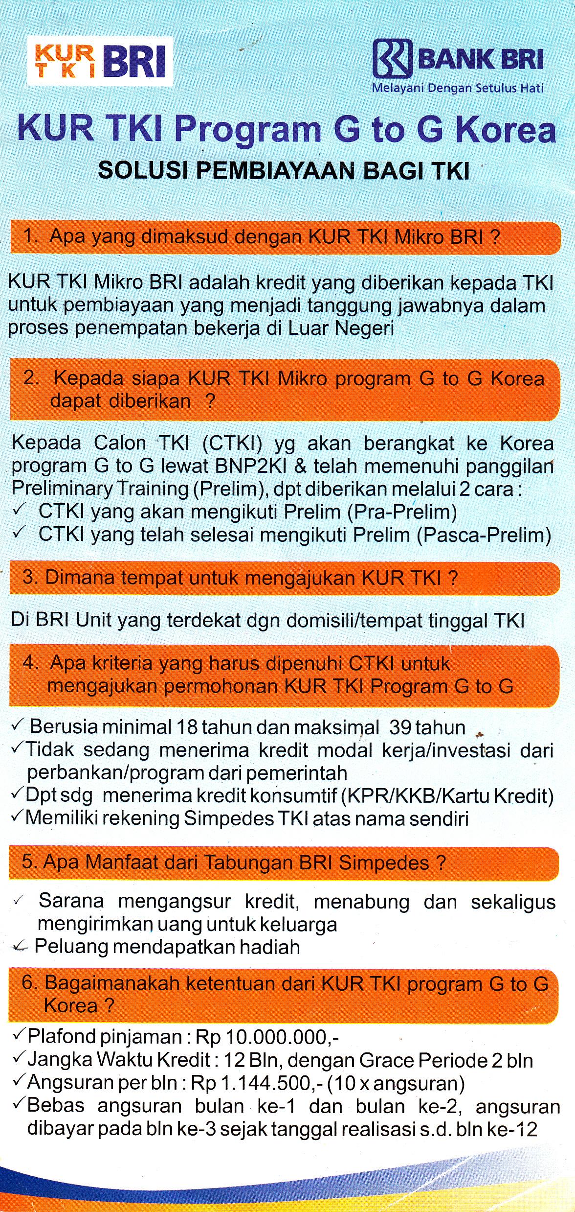 Kur Tki Korea Tempat Kursus Bahasa Korea Pin Ddf9fb20