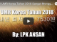 UMR KOREA 2018
