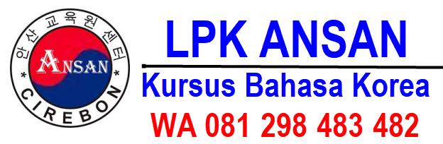 Tempat Kursus Bahasa Korea | WA 081298483482